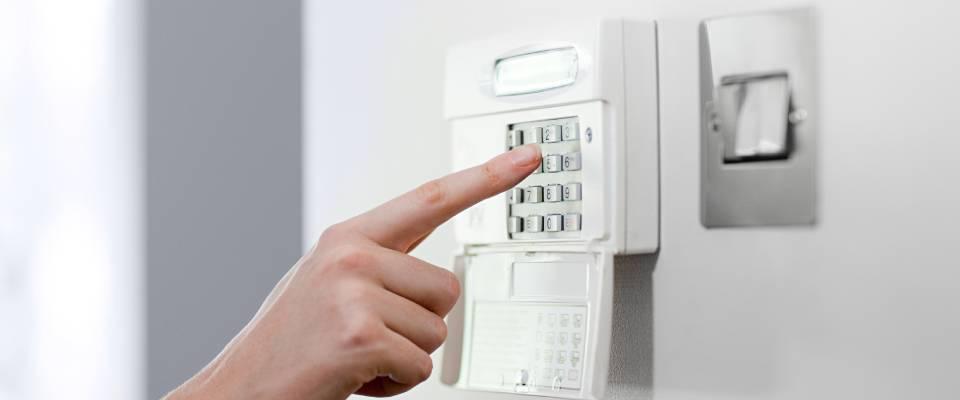 odblokowywanie alarmu